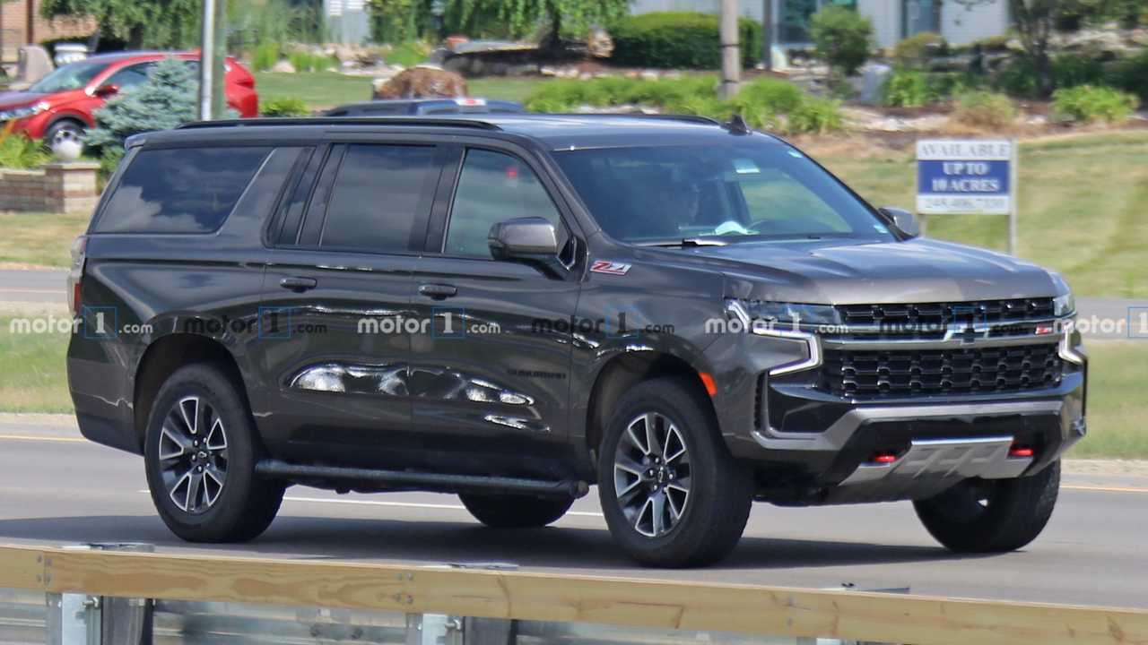 2021 Chevy Suburban Z71 Release Date and Concept