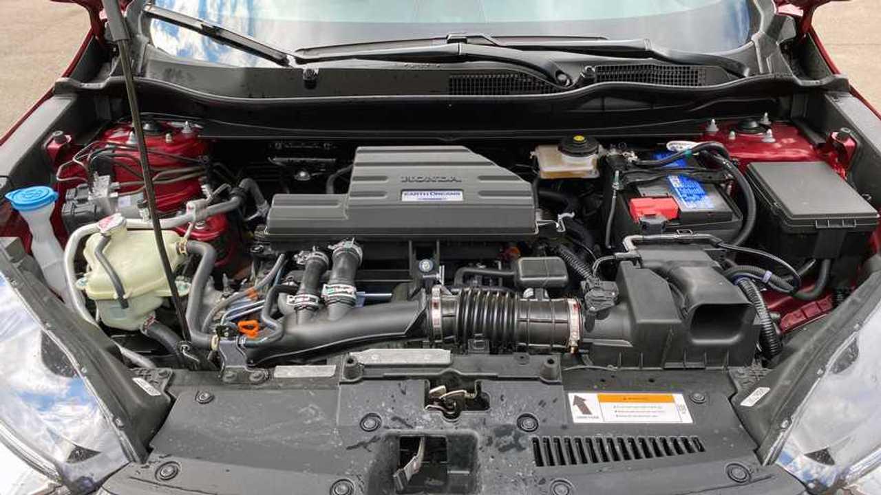 Honda CR-V 1.5 Turbo engine