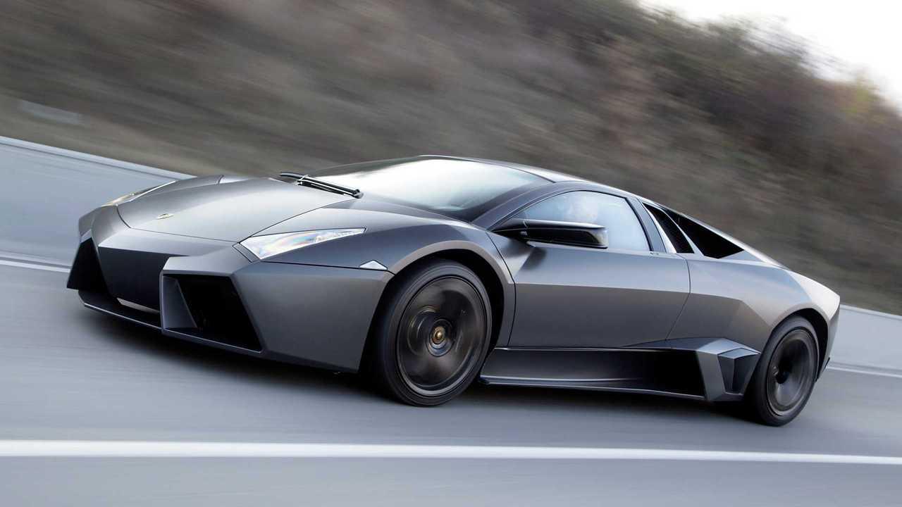 12. Lamborghini Reventón