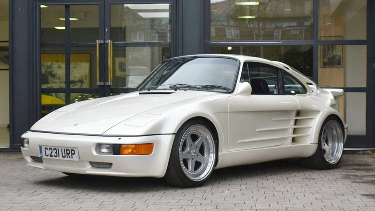 Porsche Gemballa Avalanche de 1986