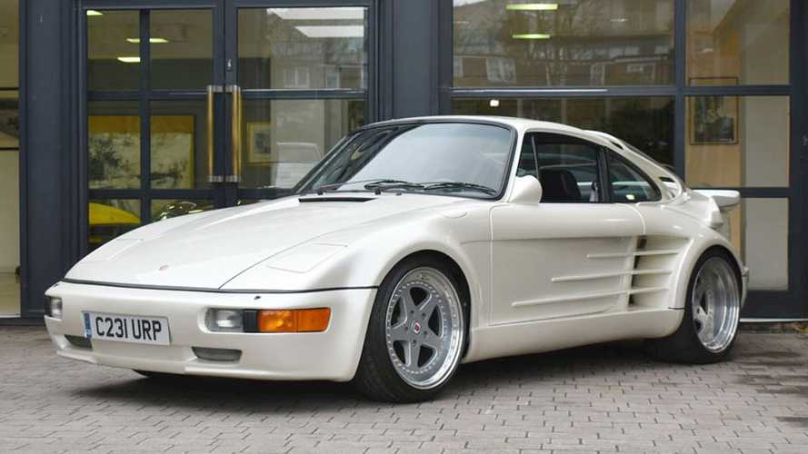 Une rare Porsche Gemballa Avalanche de 1986 est à vendre