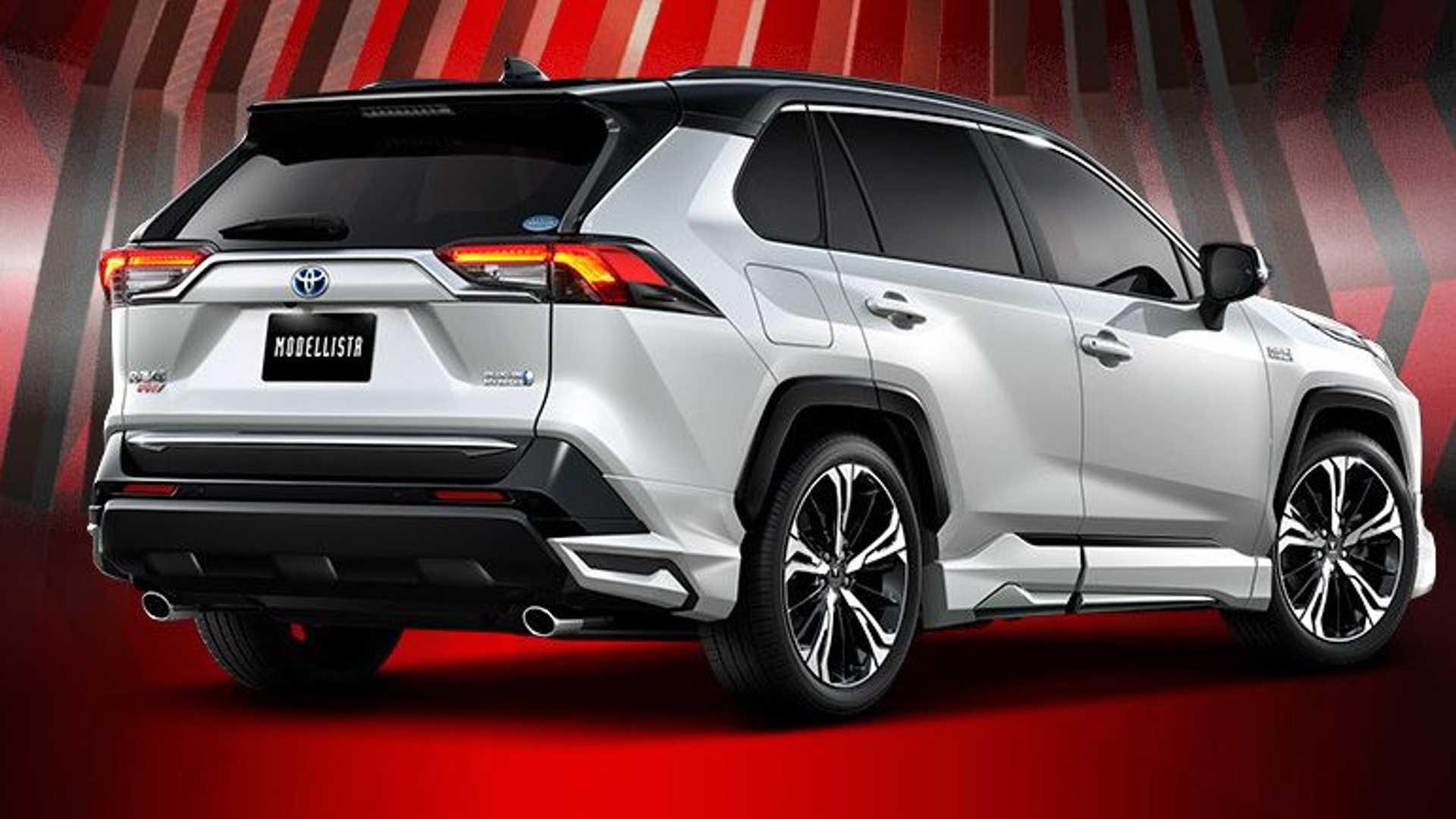 2019 - [Toyota] RAV 4 V - Page 4 Toyota-rav4-prime-by-modellista