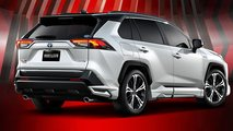 Modellista Modifiyeli Toyota RAV4 Prime