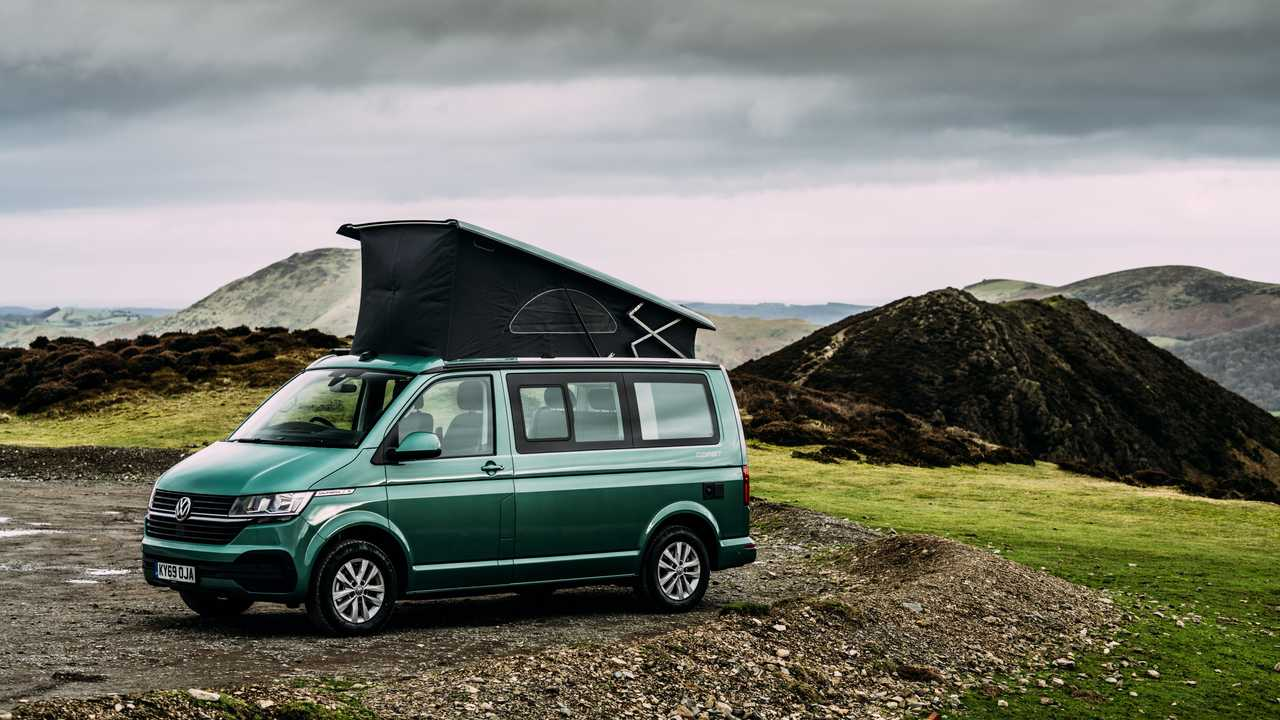 Volkswagen Commercial Vehicles and Martin Dorey reveal how to go off-grid this summer