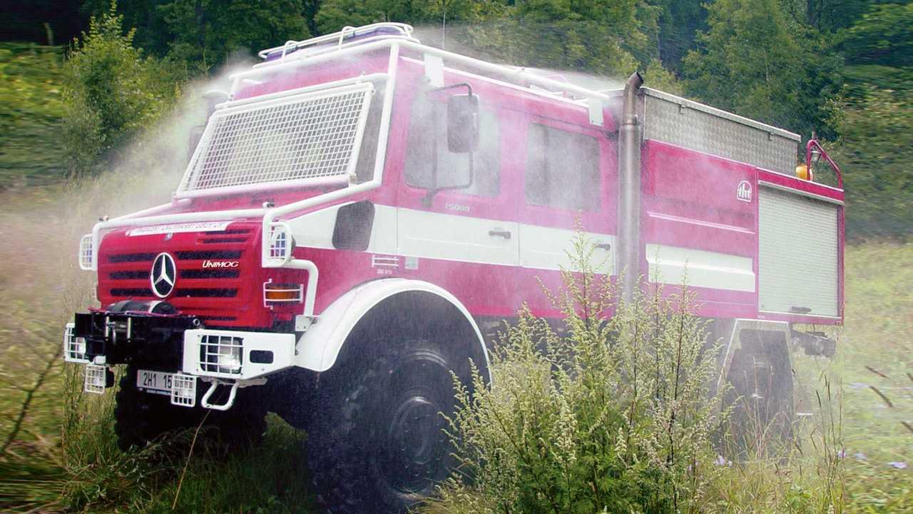 Fahrzeuge der Feuerwehr in Deutschland