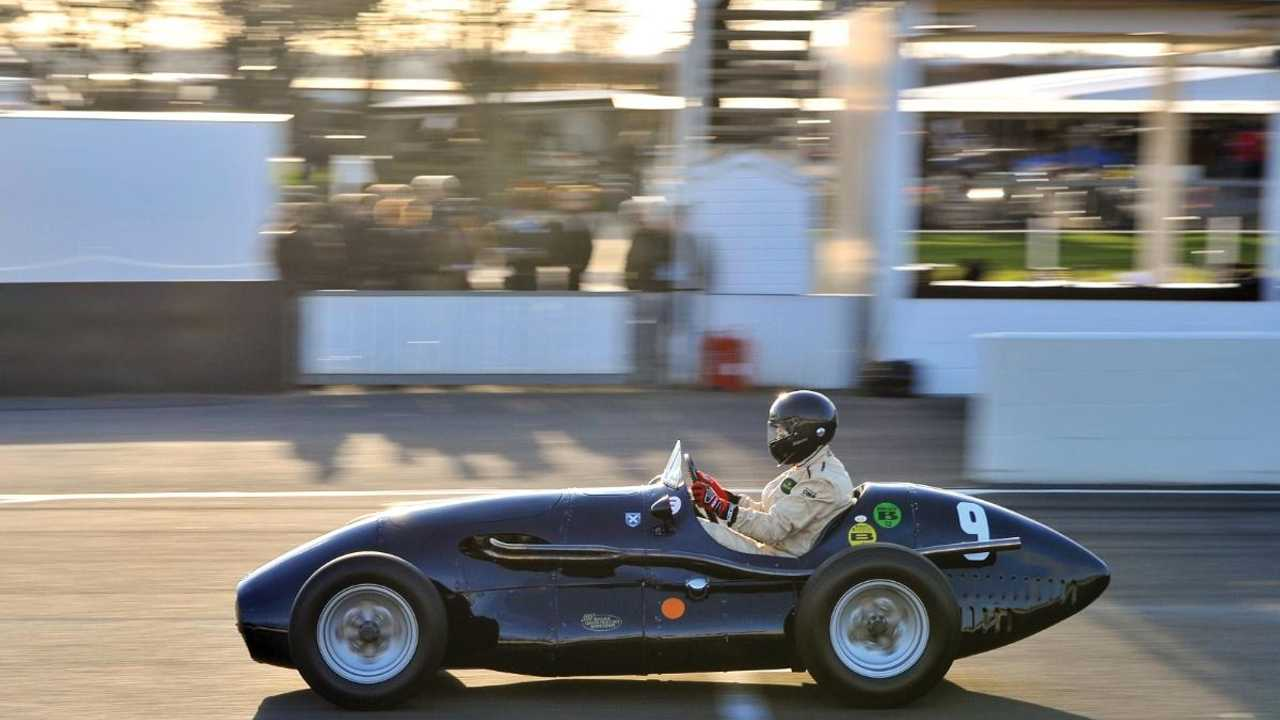 Stirling Moss' works Formula 1 Connaught is still ready to race