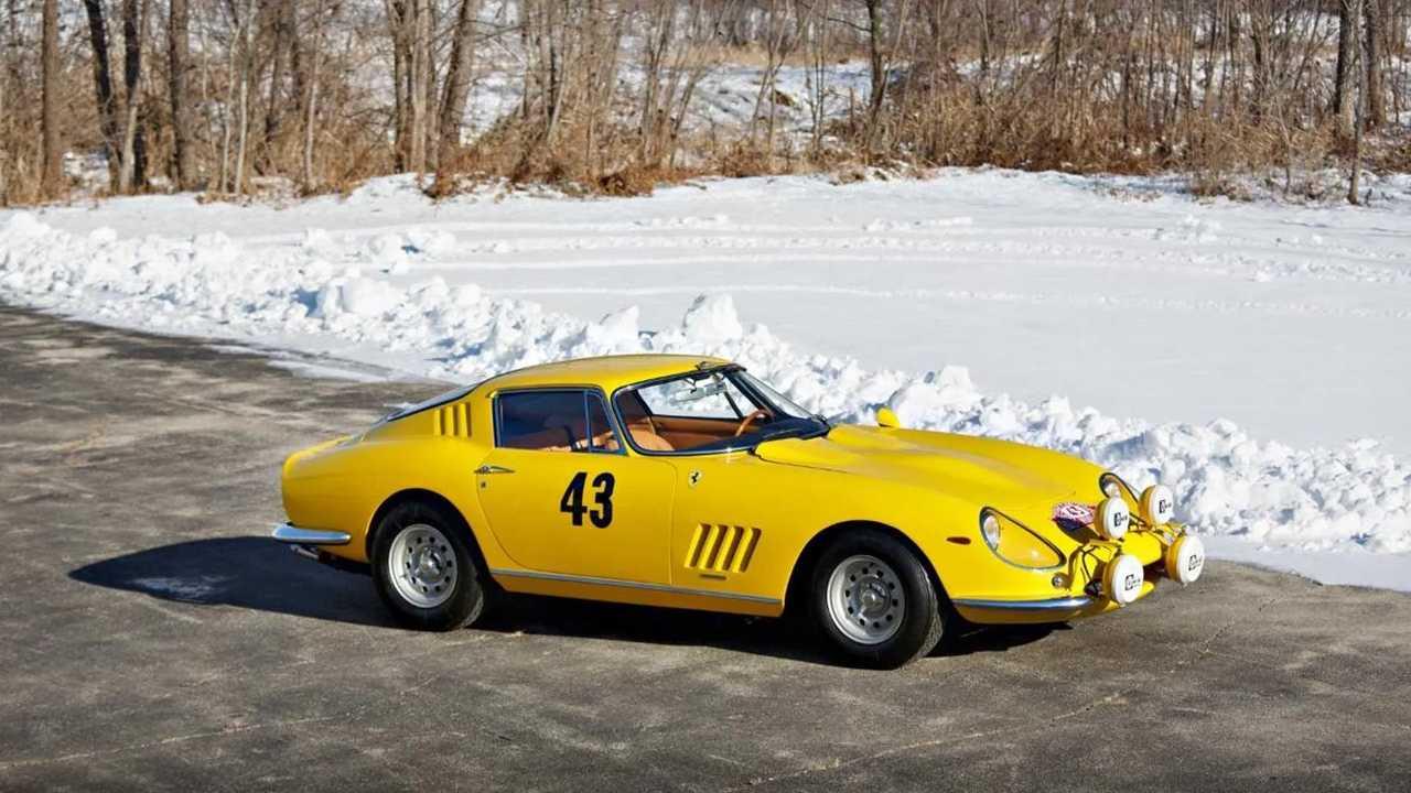 1964 Ferrari 275 GTB Prototype heads for Arizona auction
