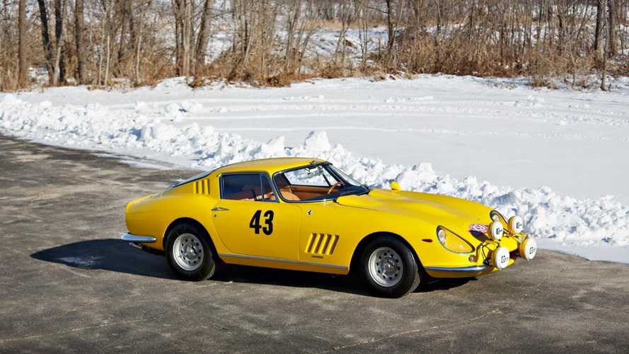 1964 Ferrari 275 GTB Prototype heads for Arizona auction