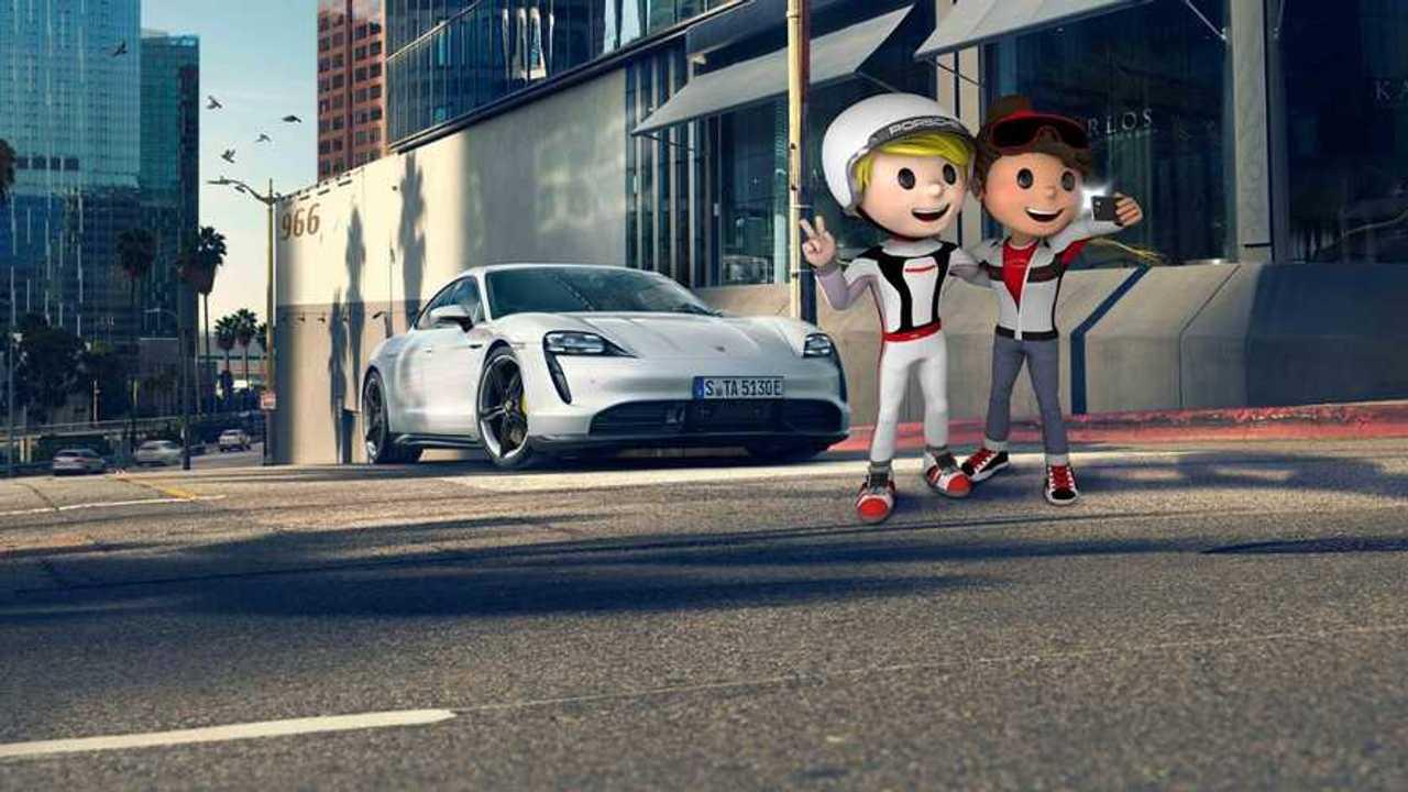 Porsche 4kids portal de entretenimiento