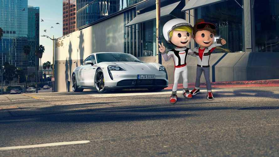 Porsche 4kids, el portal de entretenimiento para los pequeños del hogar