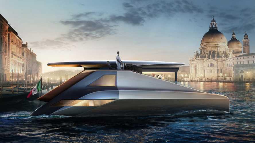Com'è uno yacht elettrico di lusso da 32 ton e 680 kWh di batteria