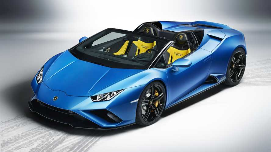 Lamborghini Huracan Evo RWD Spyder: The newest rear-drive raging bull