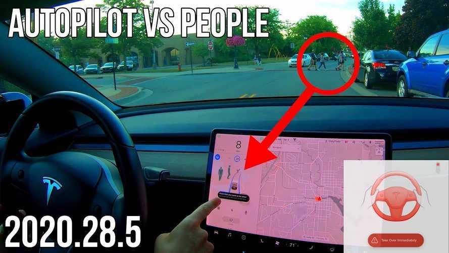 Latest Tesla Software Update: Autopilot Changes, Successes, & Fails