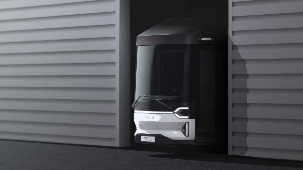 Volta Zero: Electric Commercial Vehicle Will Premiere On September 3, 2020