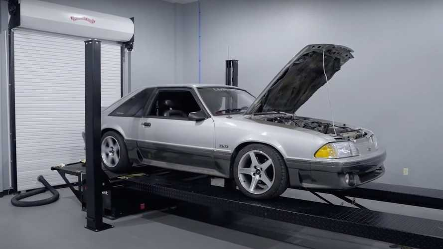 How Much Horsepower Does A High Mileage Fox Body Make?