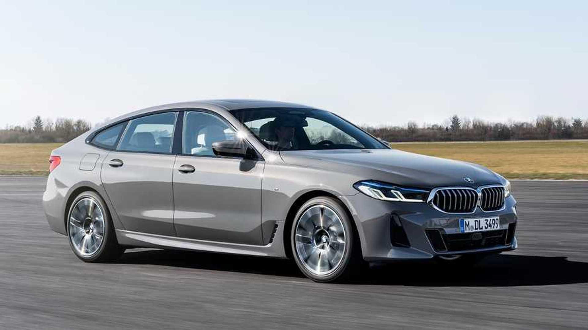 Technische Daten und Bewertung 2020 BMW 6
