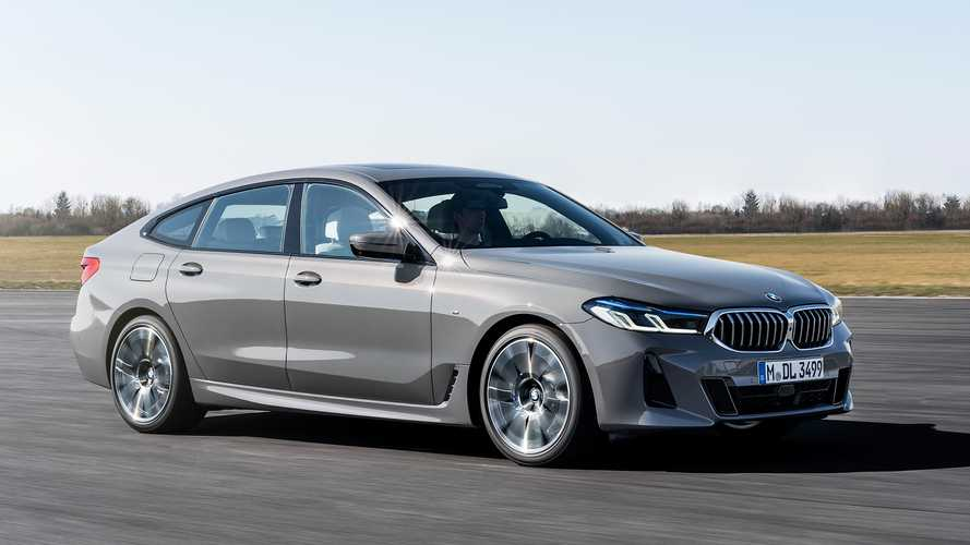 2021 BMW 6 Series Gran Turismo Debuts With Mild Hybrid Powertrain
