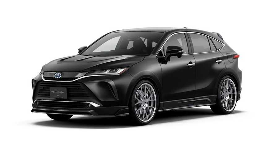 Toyota Harrier by Artisan Spirits