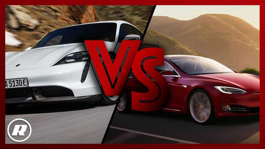 Tesla Model S Vs Porsche Taycan: Which Luxury EV Is The Better Choice?