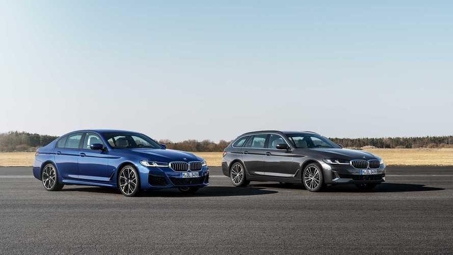 BMW Serie 5 2020: más tecnología y microhíbridos en toda la gama