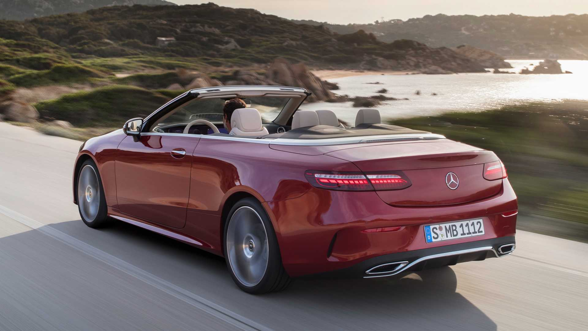 Mercedes-Benz Clase E Restyling (2020) 101