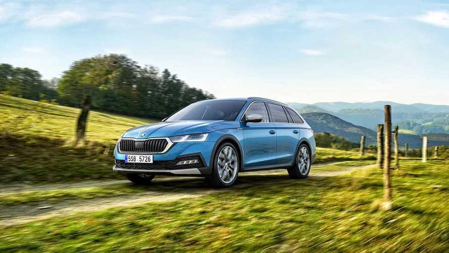 Škoda présente la version Scout de sa nouvelle Octavia