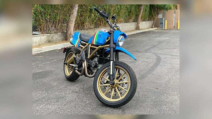 Grime 2017 Ducati Scrambler Custom