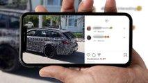 bmw m3 touring g21 station wagon 2021 video prototipo