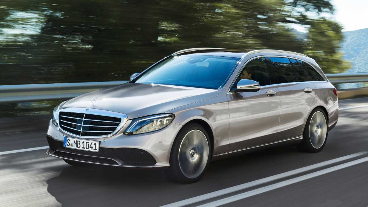 Mercedes-Benz Clase C Estate
