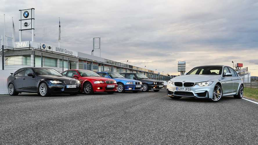 BMW M3/M4 Coupé: recordamos los modelos históricos