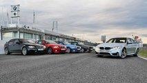 BMW M3/M4 Coupé: modelos históricos