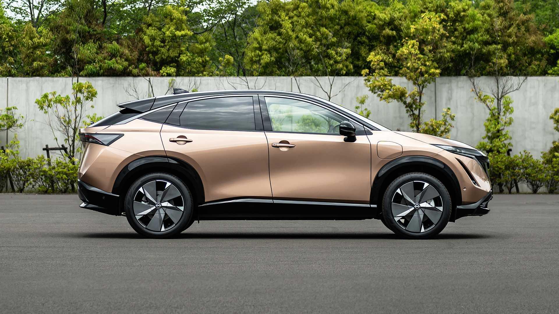 Nissan Ariya Electric Crossover Everything We Know