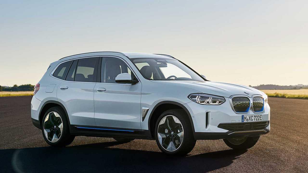 BMW iX3 (ab Ende 2020 oder Anfang 2021)