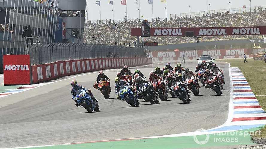 Holanda amplía la prohibición de eventos y el Gran Premio de MotoGP se aplazará