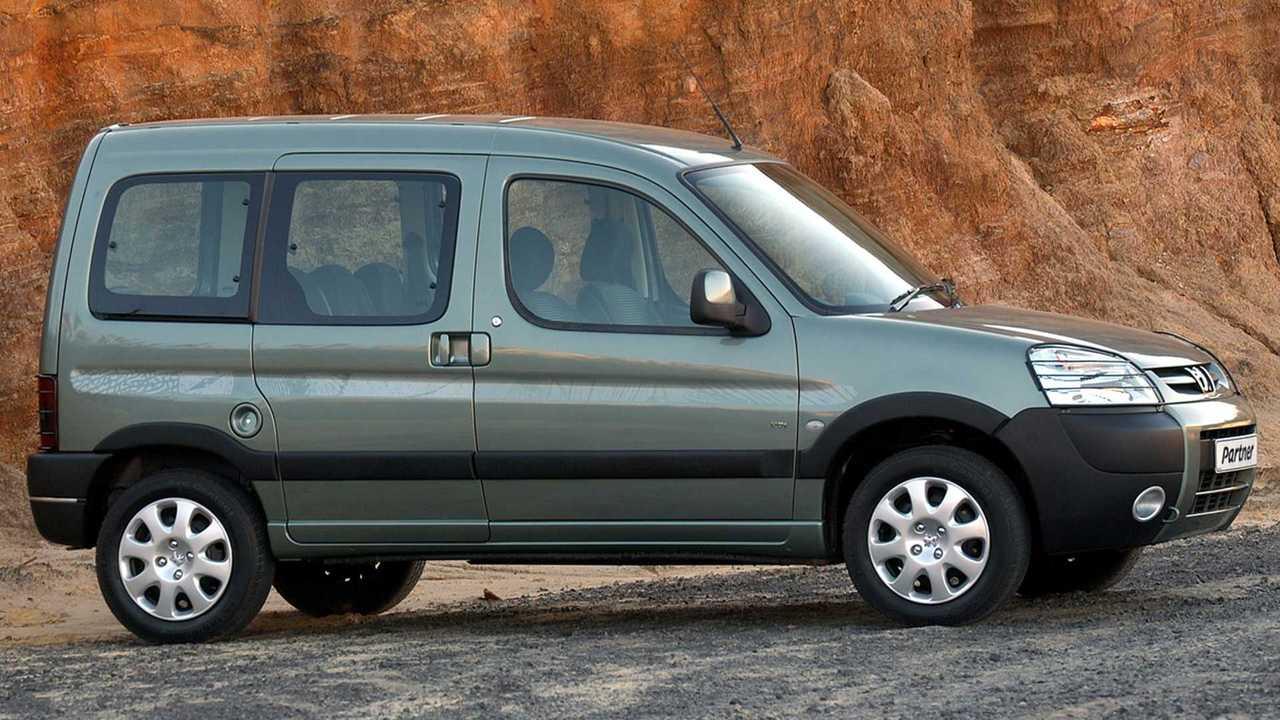 Peugeot Partner clásica (1996-2008)