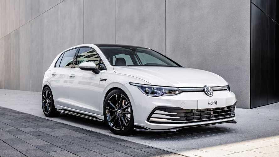 VW Golf 8 Tuning: Oettinger bringt erstes Aerodynamik-Paket