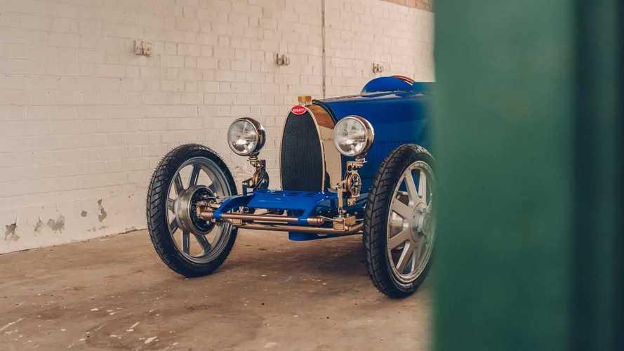 Bugatti Baby II production version
