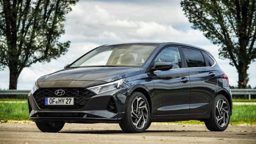 Hyundai i20, yeni tasarımını Türkiye'ye taşıdı