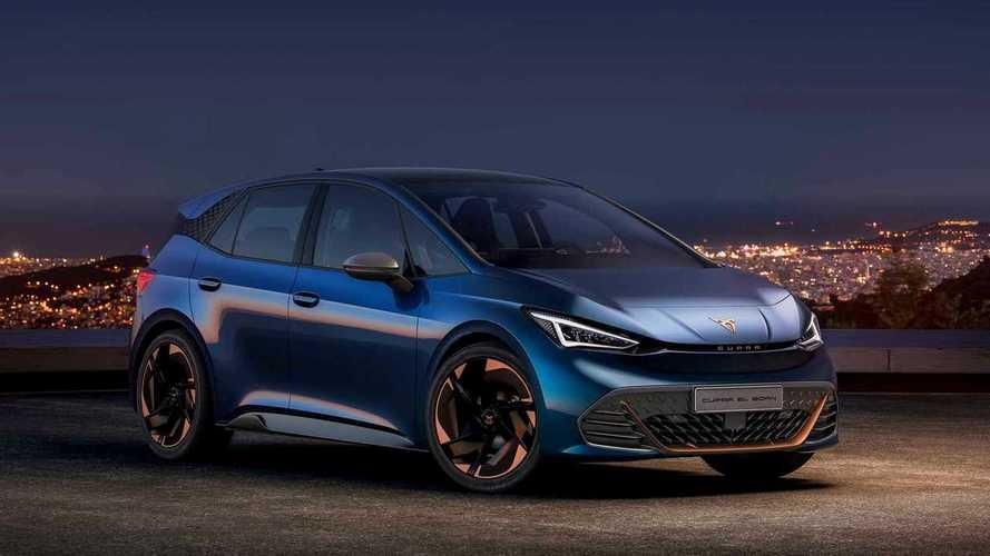 """Este é o CUPRA el-Born, """"primo"""" esportivo do VW ID.3 com autonomia de 500 km"""