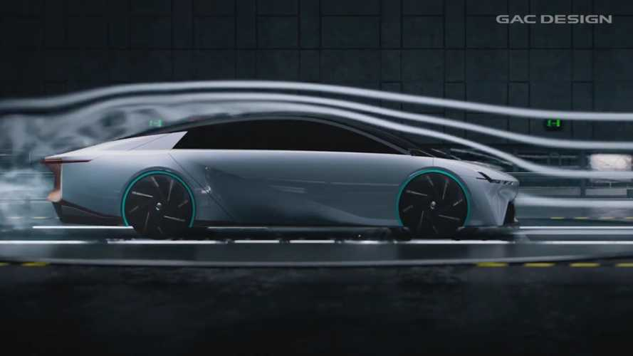 GAC ENO.146 Video Shows Most Aerodynamic EV In The World Being Created