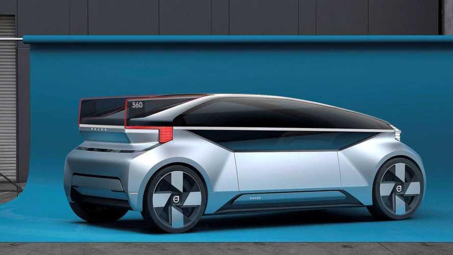 Новый электромобиль Volvo представят 2 марта