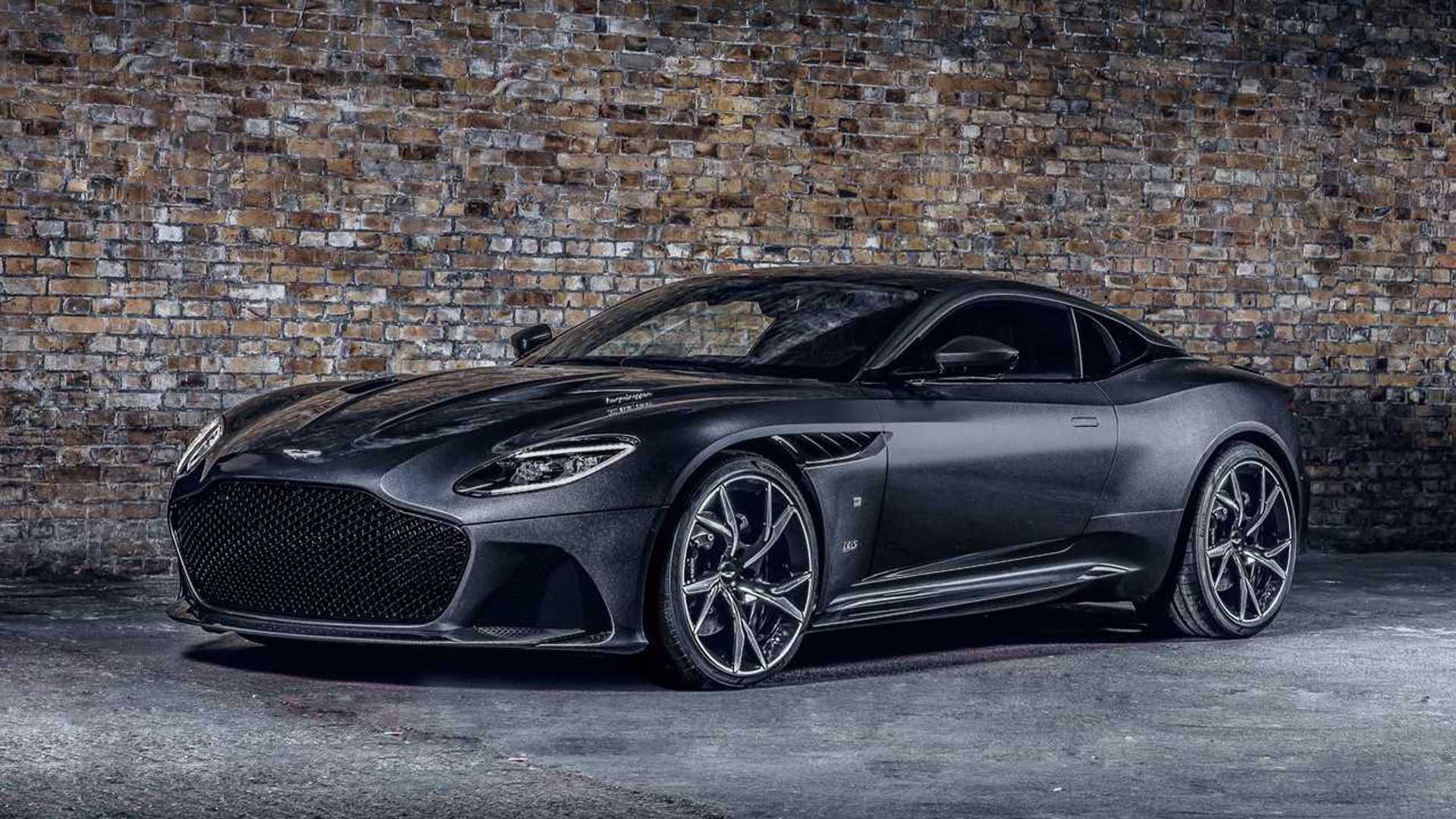 Aston Martin Vantage 007 Edition Und Dbs Superleggera 007 Edition