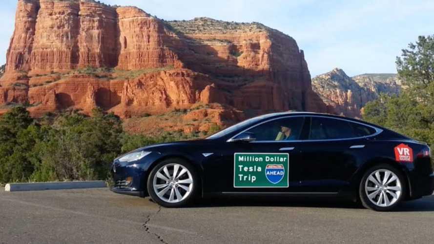 48 államos Tesla-túra