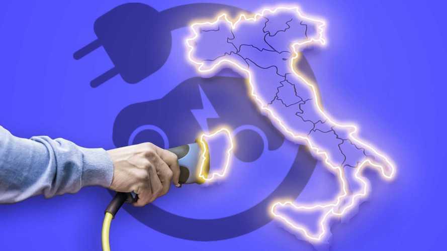 Ecco il piano italiano per l'auto elettrica: 60mila colonnine e molto altro