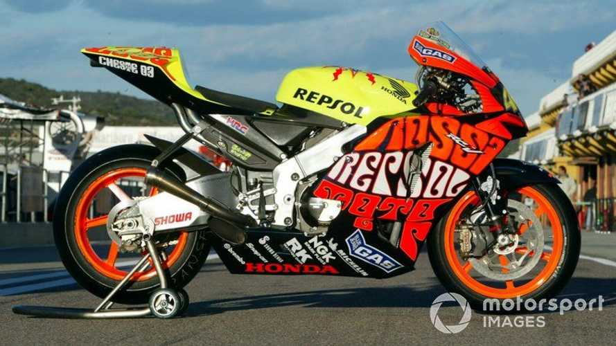 Estas son las motos más bonitas de MotoGP