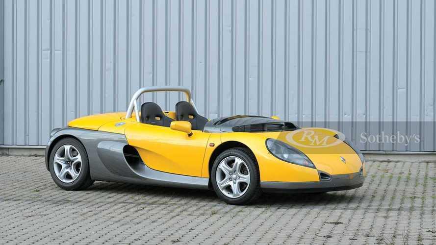 Une Renault Sport Spider aux enchères chez RM Sotheby's