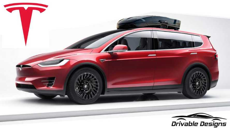 Tesla Model XL