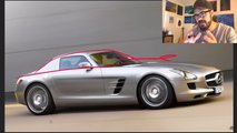 Mercedes SLS Ute Redesign