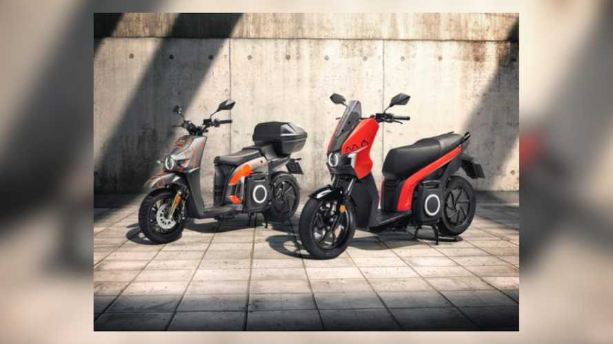 Seat e-Scooter 125