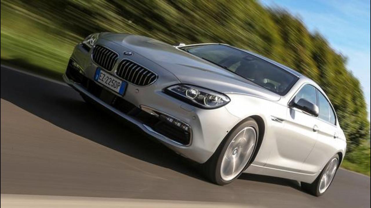 [Copertina] - BMW Serie 6, il restyling è nei dettagli